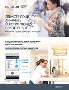 Services Pour Appareils Electronique Grand Public