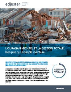L'ouragan Michael